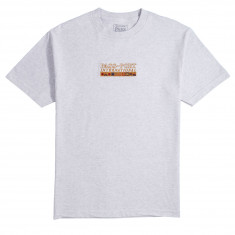 Passport International Embroidery T-Shirt - Ash