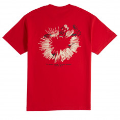Passport X Twenty Fifty Two Insides Warm T-Shirt - Red