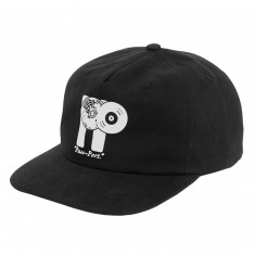 Passport World Record Hat - Black