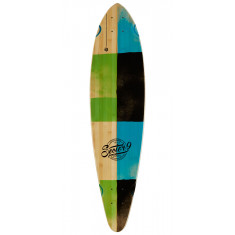 Sector 9 Switch Longboard Deck - Geo