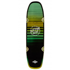 Sector 9 Barra Soap Longboard Deck - Breaker