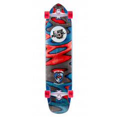 """Sector 9 Louis Pro Shop Built Longboard Complete - Ripped - 9.75"""""""