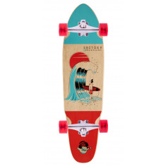 Sector 9 Out There Shop Built Longboard Complete