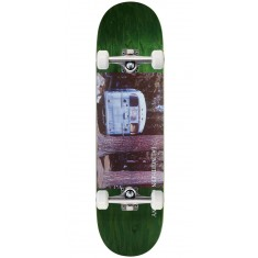 "Northern Co. Bus Skateboard Complete - 8.25"" - Green Stain"