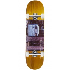 "Northern Co. Bus Skateboard Complete - 8.38"" - Yellow Stain"