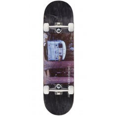 "Northern Co. Bus Skateboard Complete - 8.38"" - Black Stain"