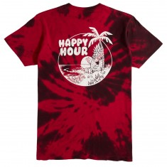 Happy Hour Chillin Mr.P T-Shirt - Red