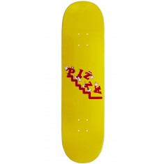 """Pizza Watch Your Step Skateboard Deck - 8.375"""""""