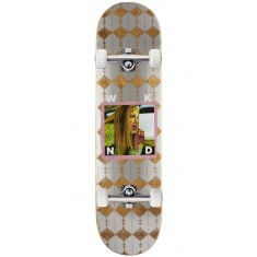 WKND Babe Series Angelina Skateboard Complete - 8.00""