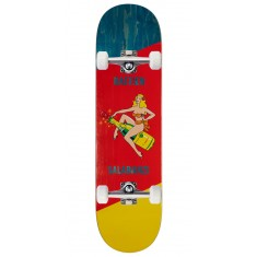 Primitive Salabanzi Pin Up Skateboard Complete - 8.25""