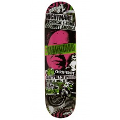Black Label Christ Troy Bail Out Skateboard Deck - 8.50""