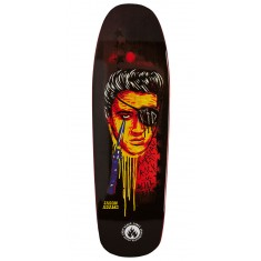 "Black Label Jason Adams King Kid Skateboard Deck - 9.63"" - Red"