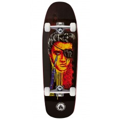 "Black Label Jason Adams King Kid Skateboard Complete - 9.63"" - Red"