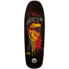 "Black Label Jason Adams King Kid Skateboard Deck - 9.63"" - Grey"