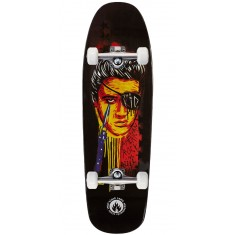 "Black Label Jason Adams King Kid Skateboard Complete - 9.63"" - Grey"