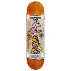 Krooked Sandoval High Noon Skateboard Complete - 8.25""