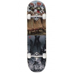 The Killing Floor Paradox Warrior Skateboard Complete - 8.25""