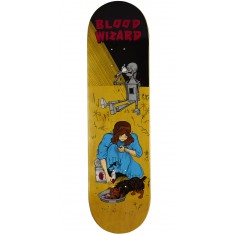Blood Wizard Dorothy Skateboard Deck - 8.25""