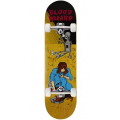 Blood Wizard Dorothy Skateboard Complete - 8.25""