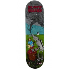 Blood Wizard Tin Man Skateboard Deck - 8.375""