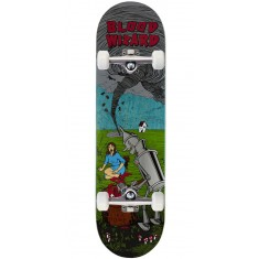 Blood Wizard Tin Man Skateboard Complete - 8.375""