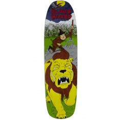 Blood Wizard Scarecrow Skateboard Deck - 8.88""