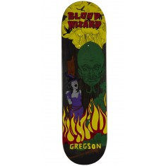 Blood Wizard Chris Gregson Wizard Skateboard Deck - 8.50""