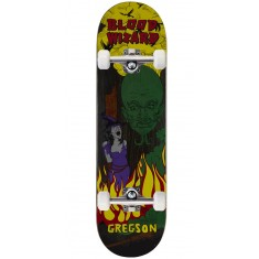 Blood Wizard Chris Gregson Wizard Skateboard Complete - 8.50""