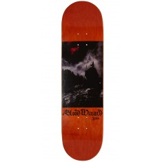 Blood Wizard Krahn Blood Moon Skateboard Deck - 8.125""