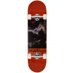 Blood Wizard Krahn Blood Moon Skateboard Complete - 8.125""