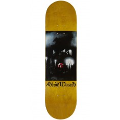 Blood Wizard Sorcerer Skateboard Deck - 8.25""