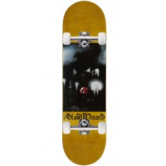 Blood Wizard Sorcerer Skateboard Complete - 8.25""