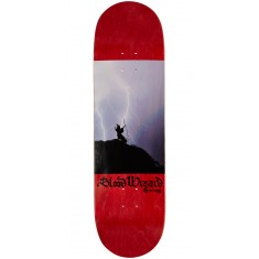 Blood Wizard Gurneu No Mercey In Sorcery Skateboard Deck - 8.75""