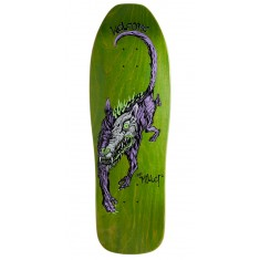 "Welcome Miller Beast On Sugarcane Skateboard Deck - 10.00"" - Green Stain"