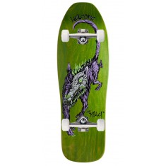 "Welcome Miller Beast On Sugarcane Skateboard Complete - 10.00"" - Green Stain"