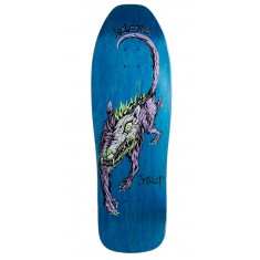"Welcome Miller Beast On Sugarcane Skateboard Deck - 10.00"" - Blue Stain"