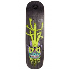 "Welcome Air Dancer Jordan Sanchez Pro Model On Nibiru Skateboard Deck - 8.75"" - Grey Stain"