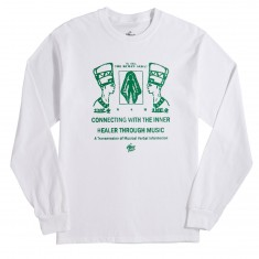 The Killing Floor Inner Healer Long Sleeve T-Shirt - White/Green