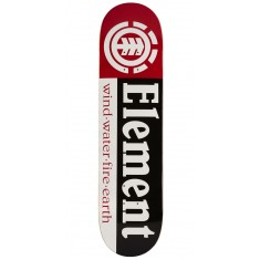 Element Section Skateboard Deck - 7.75""