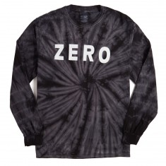 Zero Army Spider T-Shirt - Blue Tie Dye