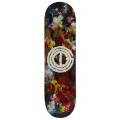 Good Acrylic Palette Skateboard Deck - 8.50""