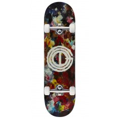 Good Acrylic Palette Skateboard Complete - 8.50""