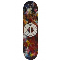 Good Acrylic Palette Skateboard Deck - 8.00""