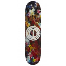 Good Acrylic Palette Skateboard Deck - 7.75""