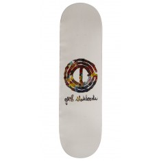 Good Acrylic Logo Skateboard Deck - 8.50""