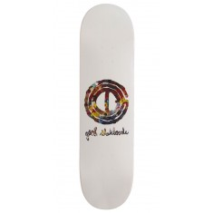 Good Acrylic Logo Skateboard Deck - 8.25""