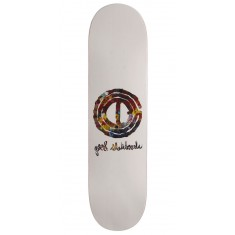Good Acrylic Logo Skateboard Deck - 8.125""