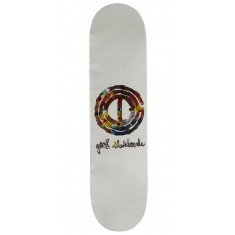Good Acrylic Logo Skateboard Deck - 7.75""