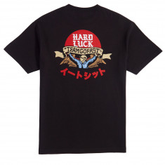 Hard Luck Sol Rojo T-Shirt - Black