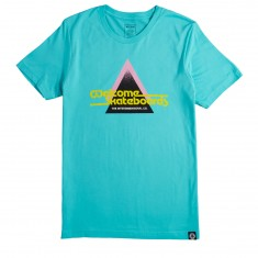 Welcome Interdimensional T-Shirt - Teal